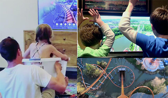 Virtual Classroom Trips to Canada's Wonderland