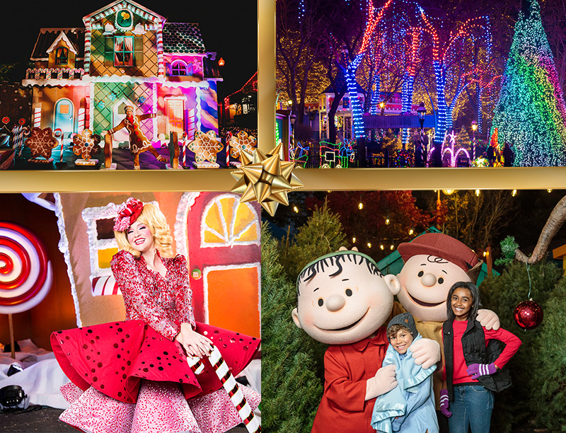 Canada's Wonderland is bringing holiday cheer to Toronto with our new Christmas event!