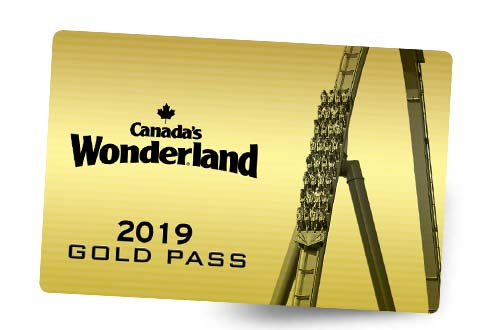Gold Season Passes