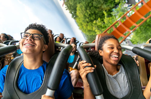 Canada's Wonderland Flexible Day Tickets