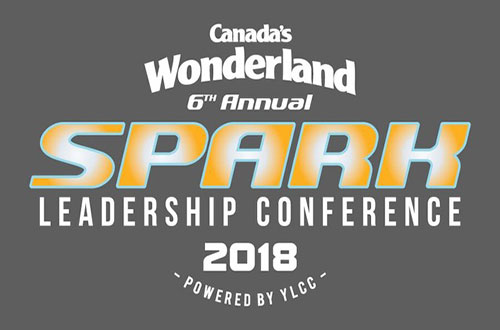 Canada's Wonderland Spark Leadership Conference