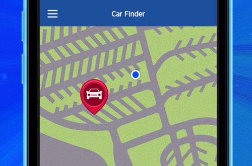 Canada's Wonderland Mobile App Car Finder Parking