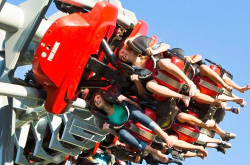 Canada's Wonderland Rider Height Safety