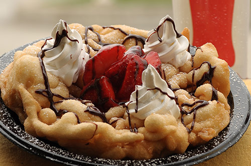 Canada's Wonderland Drinks and Dining
