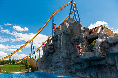 The Best of Canada Water Parks, Splash Works