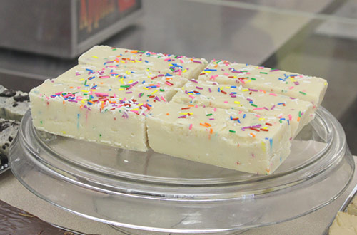 Save $2.00 On Birthday Cake Vanilla Fudge
