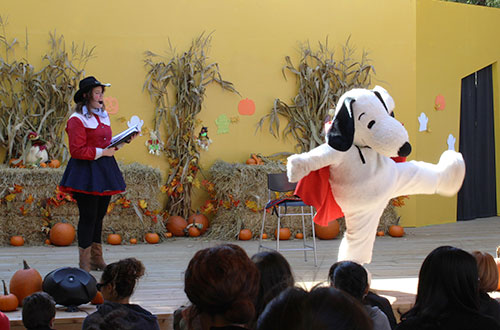 Spooky Tales with Snoopy at Camp Spooky