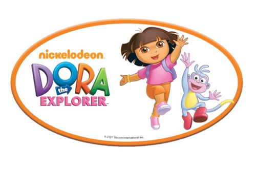 Dora the Explorer at Canada's Wonderland's Kids Festival
