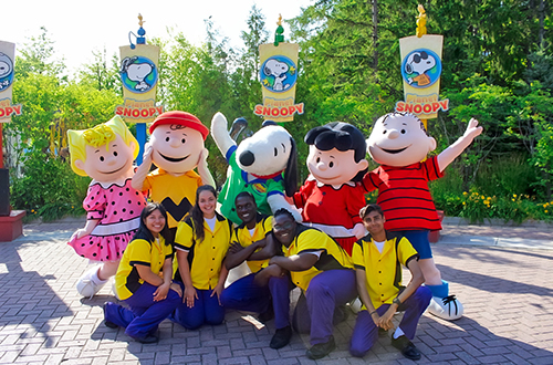 Character Dance Party - KidZfest at Canada's Wonderland