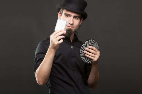 Spencer Scurr the Magician