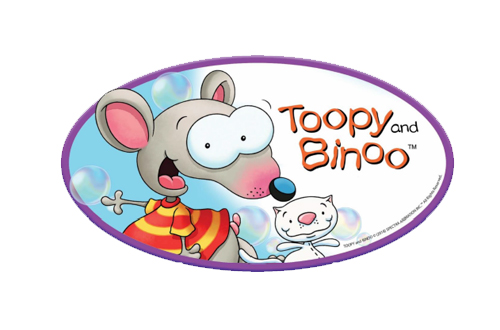 Toopy & Binoo at Canada's Wonderland's Kids Festival