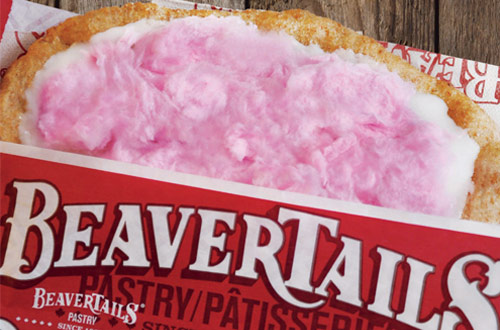 Cottontail Beavertail
