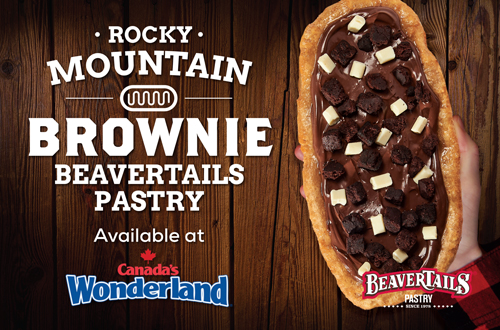 50% Off Rocky Mountain Brownie Tail