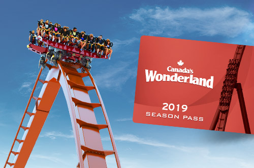 Canada's Wonderland Season Pass