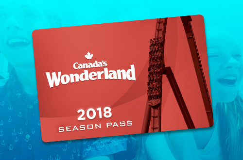 Canada's Wonderland Season Passes