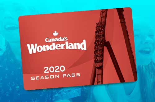 Admission & Add-Ons | Canada's Wonderland