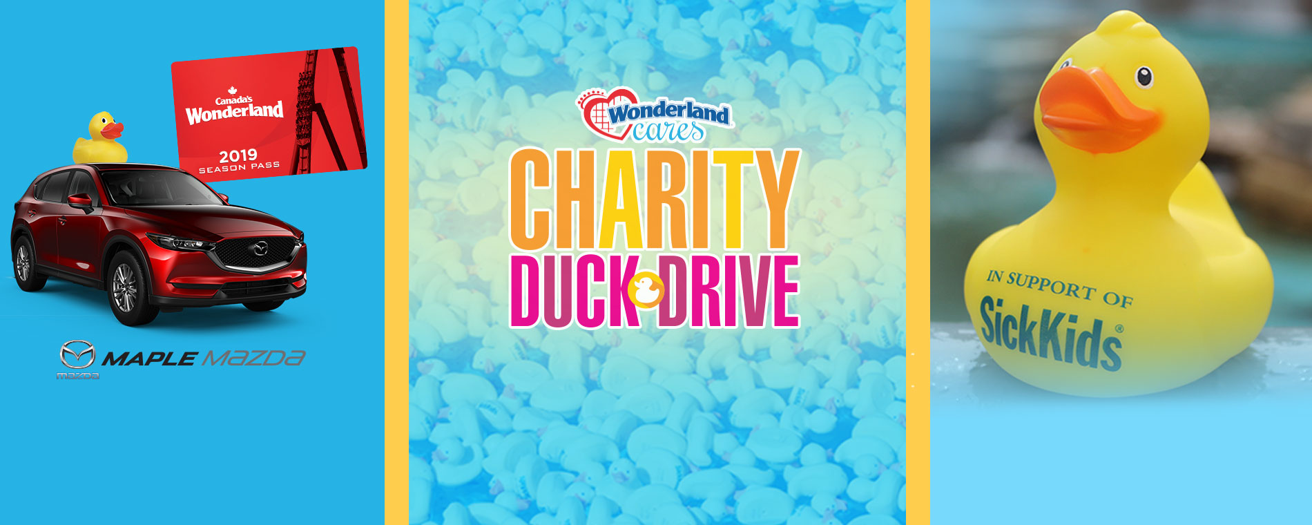 Charity Duck Drive