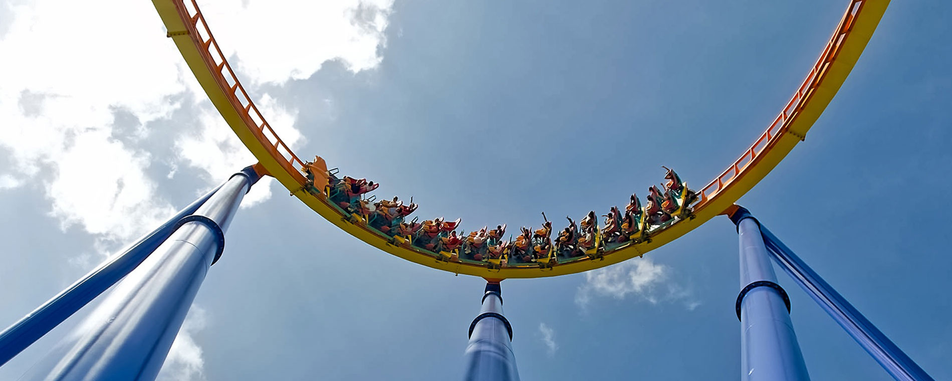 Opening Day at Canada's Wonderland
