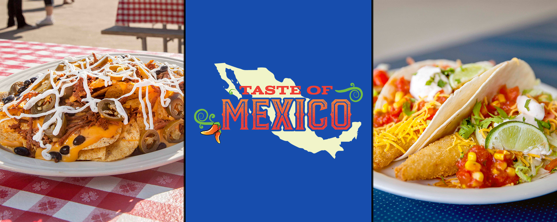 Mexican Food Festival at Canada's Wonderland