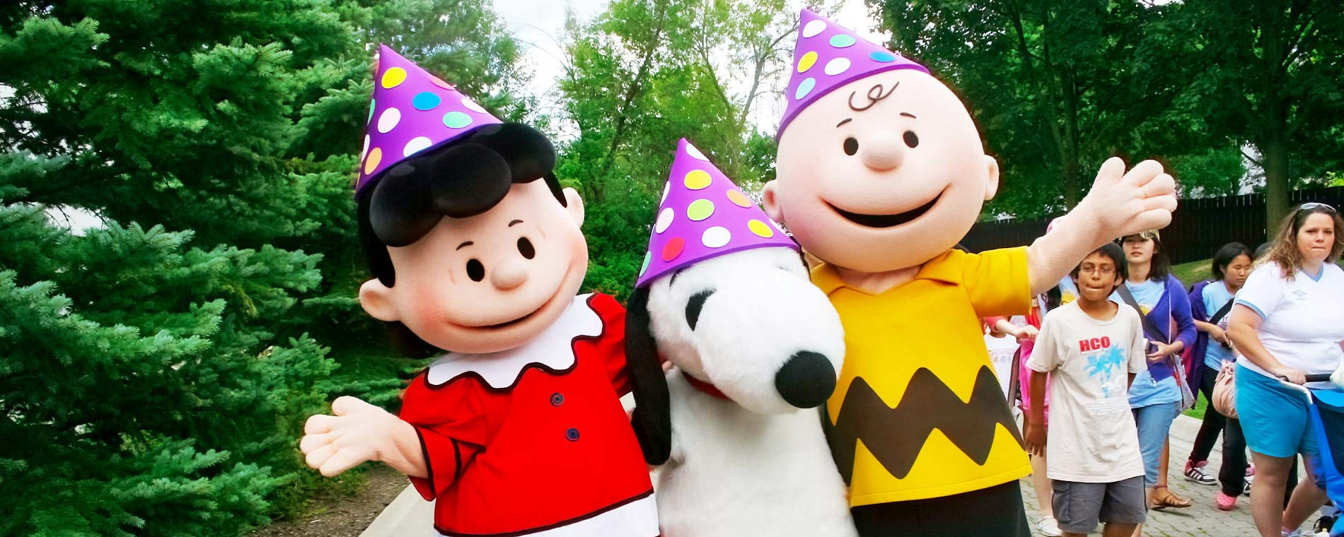 Canada's Wonderland Birthday Celebration