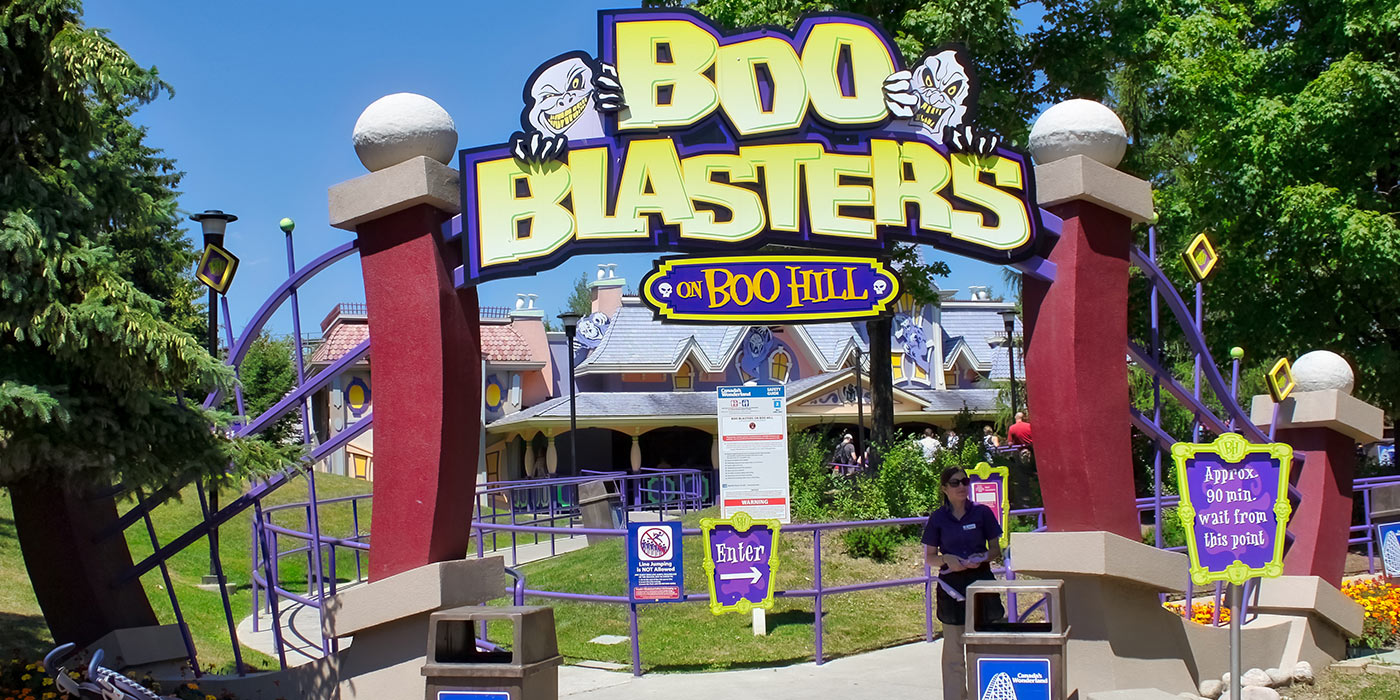 Boo Blasters on Boo Hill