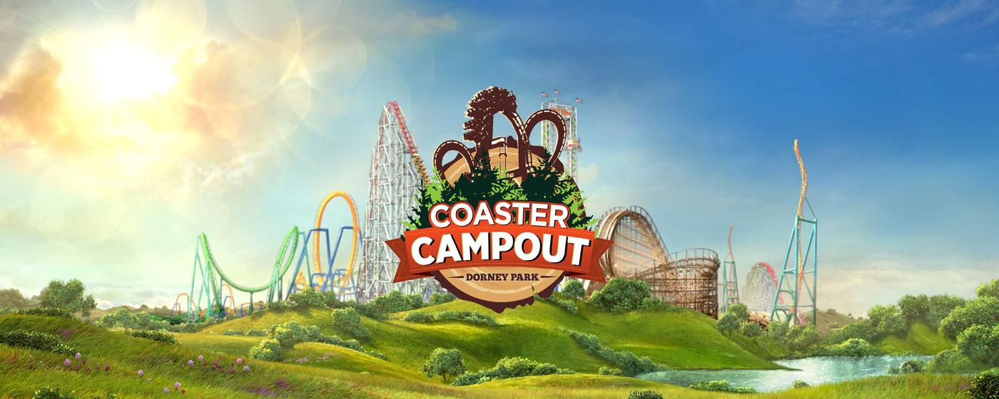 Coaster Campout 2018 - Dorney Park on