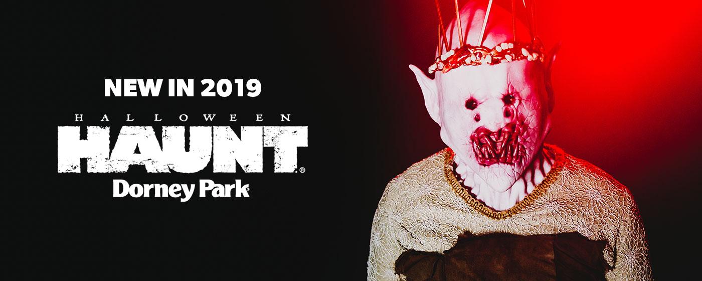 Dorney Park Halloween 2020 What's New for HAUNT 2019   Dorney Park