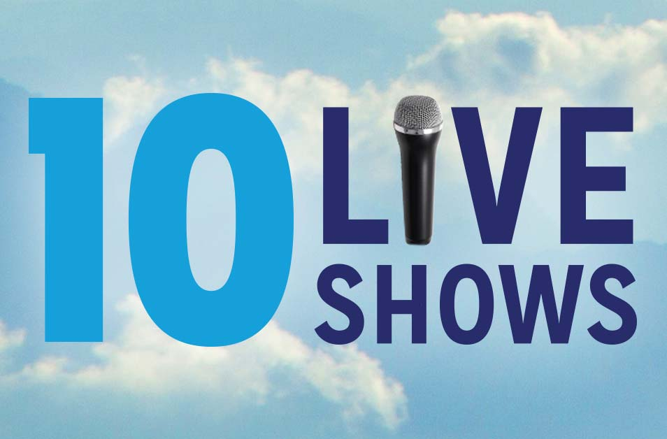 Live Shows at Dorney Park