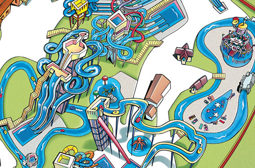 Wildwater Kingdom Park Map and Directions