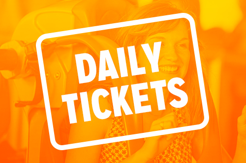 Dorney Park Daily Tickets