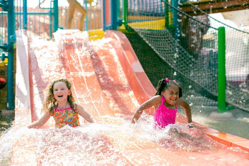 Seaside Splashworks at Dorney Park