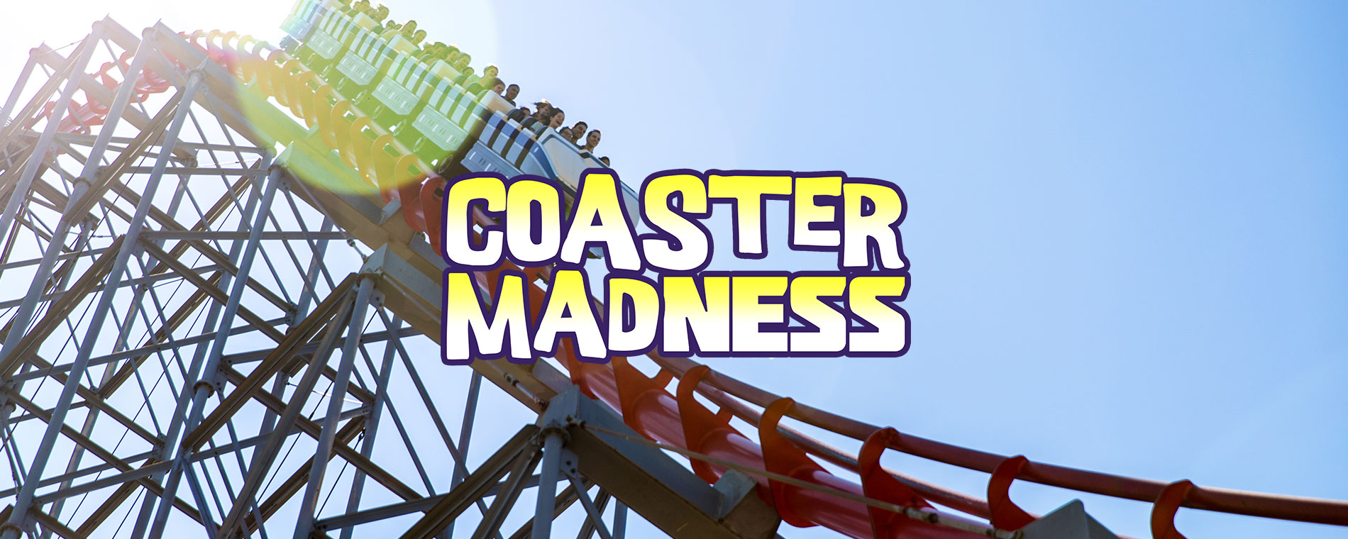 Coaster Madness at Dorney Park
