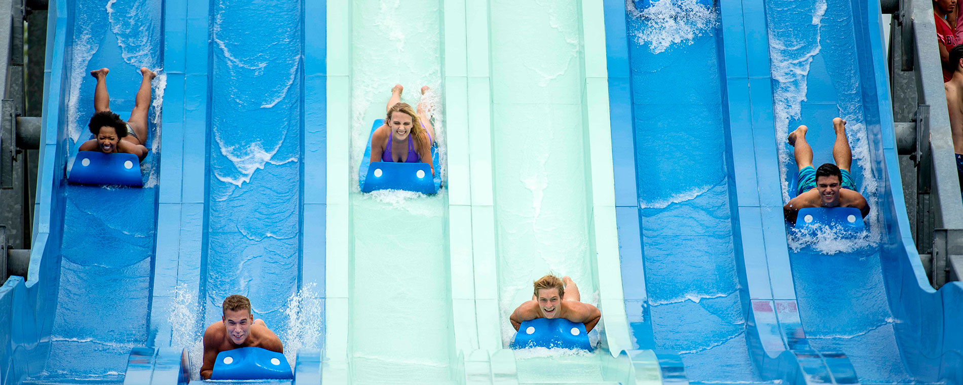 Wildwater Kingdom Opening Day