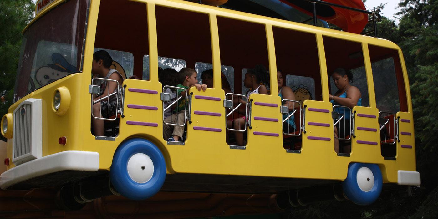 игры на знакомство в лагере автобусе