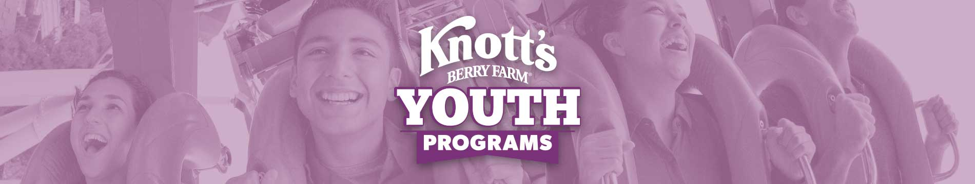 Knott's Berry Farm Student and Youth Groups