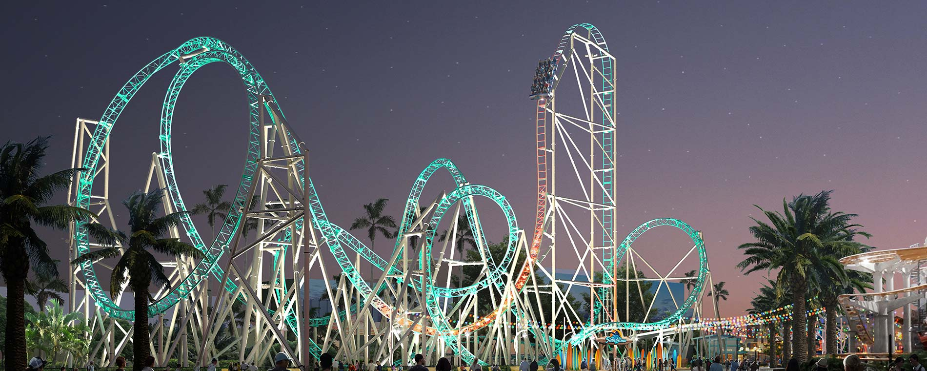 HangTime Grand Opening at Knott's Berry Farm