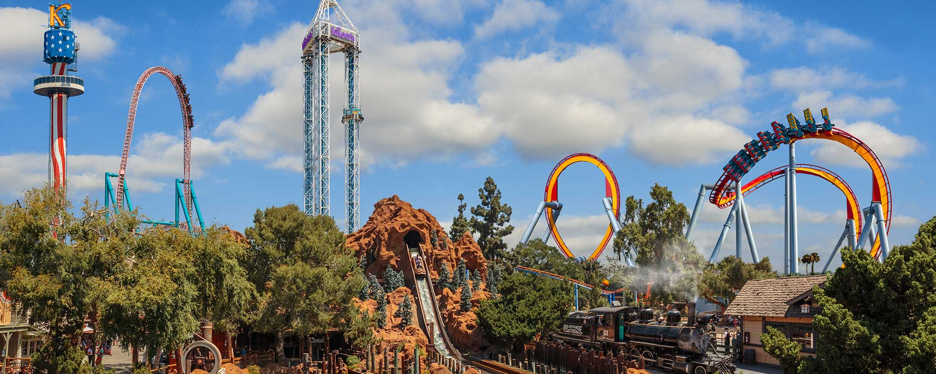 Come Experience California's 1st Theme Park!