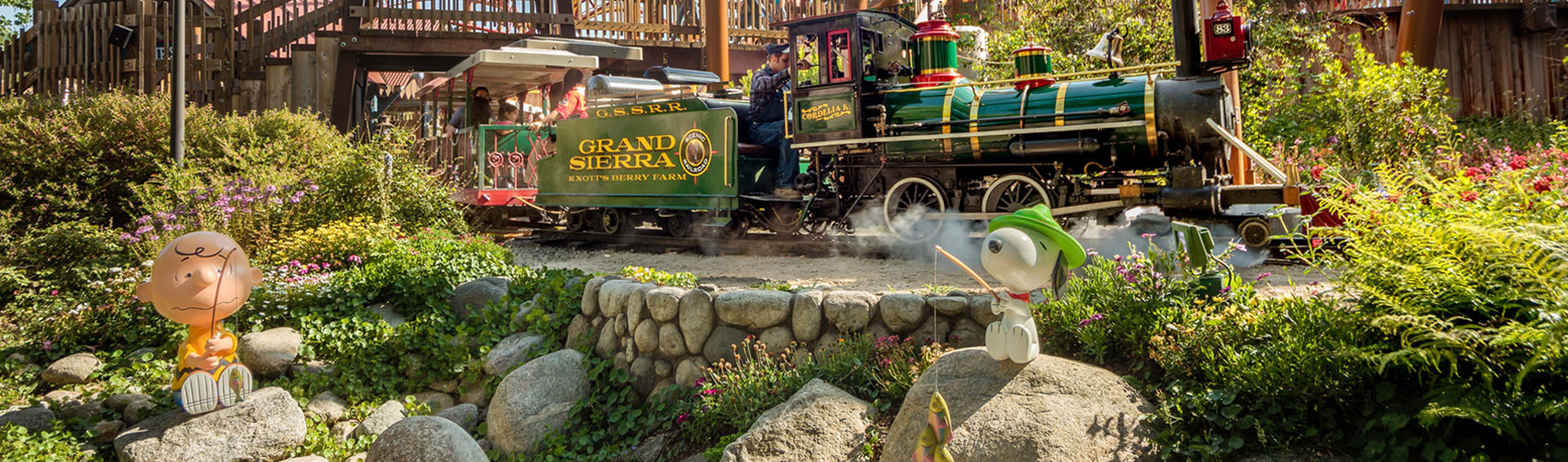 Kiddie Rides, Activities & Attractions at Knott's Berry Farm