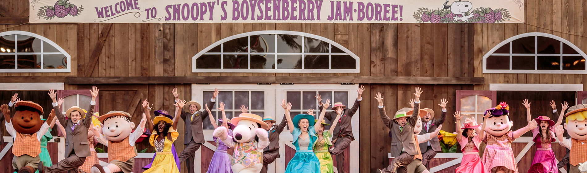 Buena Park Events at Knott's Berry Farm