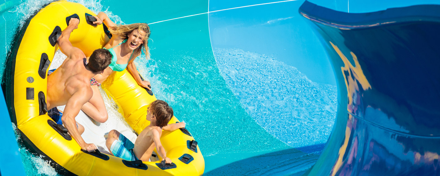 Soak City Waterpark Expansion