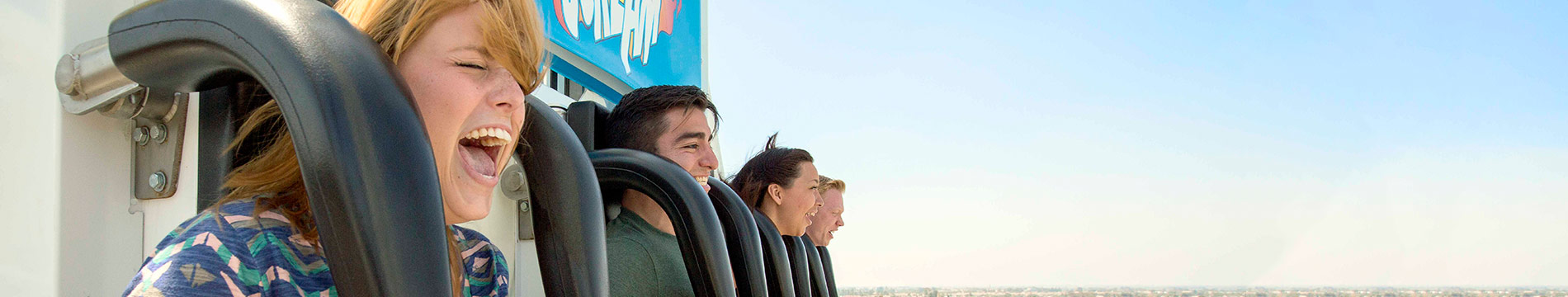 Discount tickets, coupons, admission, and more for Knott's Berry Farm.