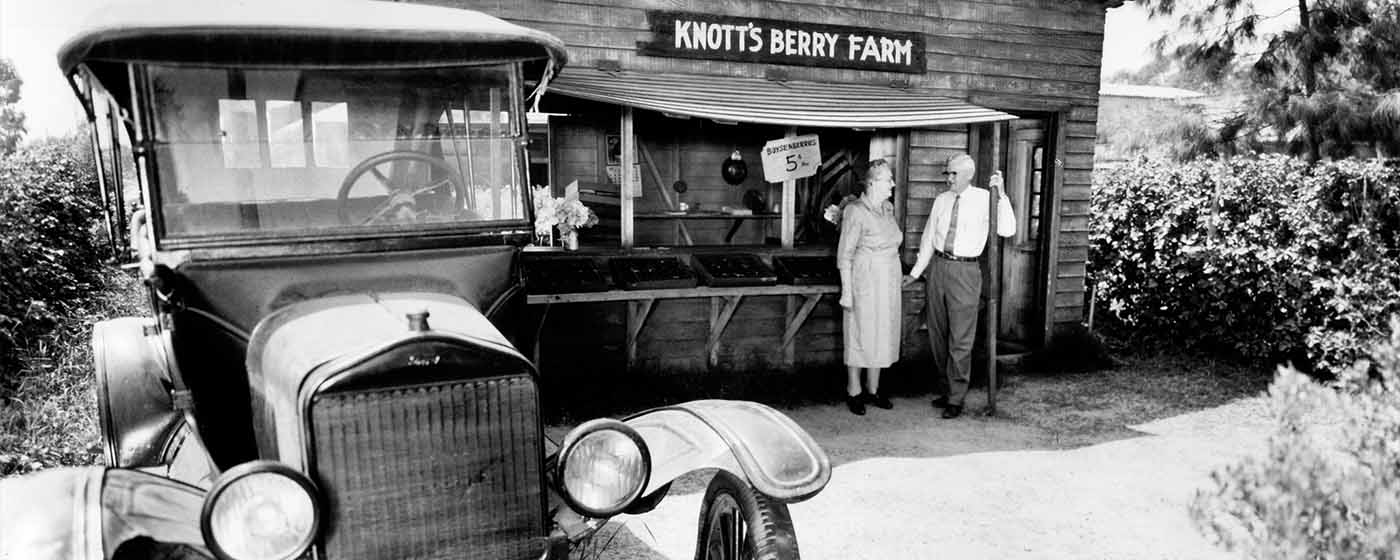 History of Knott\'s Berry Farm and the Boysenberry - Knott\'s Berry Farm