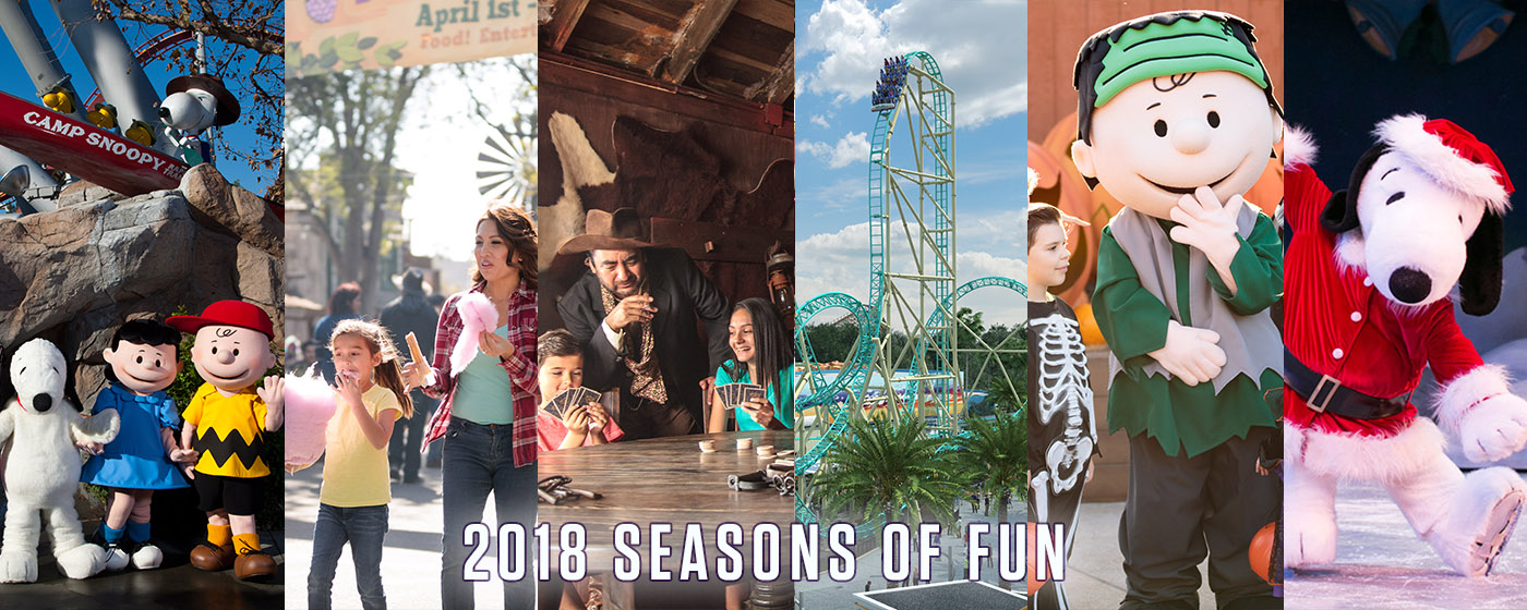 Get ready for a new Season of Fun and a new ROLLER COASTER at ...