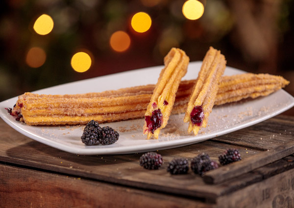 best theme park churros boysenberry knott's berry farm