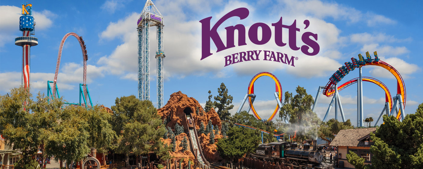 Things To Do In Southern California Visit Knott S Berry Farm Theme Park