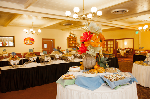 Meetings and Catered Events at Knott's Corporate Events Venues