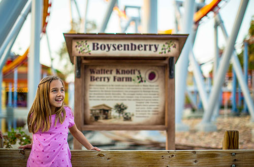 Early California History Day at Knott's Berry Farm