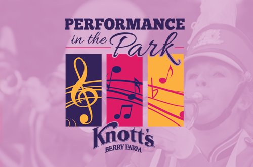 Knott's Berry Farm Performance in the Park