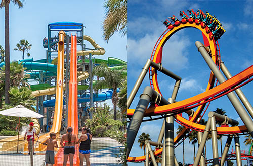 Knott's Soak City and Knott's Berry Farm Summer Heat