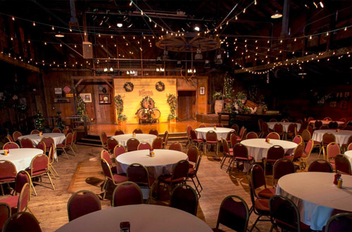 Wilderness Dance Hall Corporate Event Venue & Meeting Space